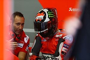 MotoGP Réactions Lorenzo :