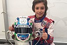 Speciale Antonelli nei colori Mercedes AMG ha vinto la Winter Cup