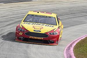 NASCAR Cup Qualifyingbericht NASCAR in Martinsville: Joey Logano mit Last-Minute-Pole