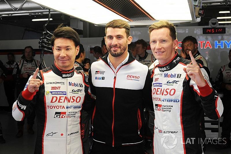 Kobayashi voa e é pole na China; Senna é pole na LMP2