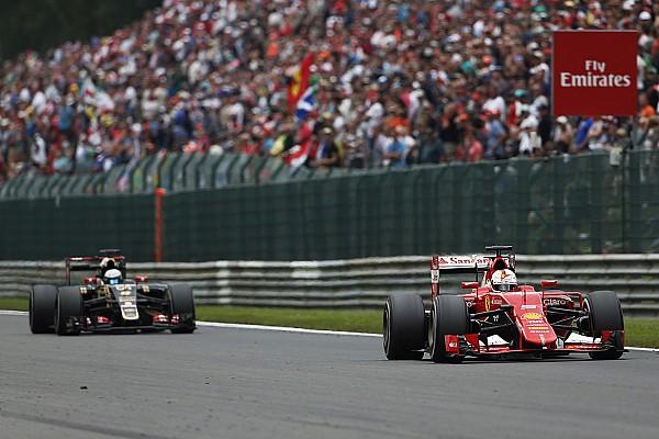 Formule 1 Comment Mercedes a offert à Lotus son dernier podium en F1