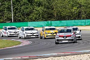 Clio Cup Italia Ultime notizie Filippo Distrutti continua nella Clio Cup Italia nel 2018