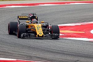 Formel 1 News Renault fährt Formel-1-Motor für 2018: Nico Hülkenberg nächstes Strafenopfer