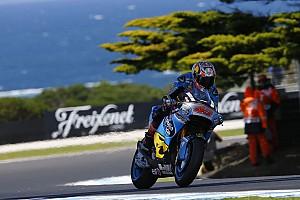 MotoGP 速報ニュース 母国レースで復帰のミラー「脚の怪我はタイムに影響していない」