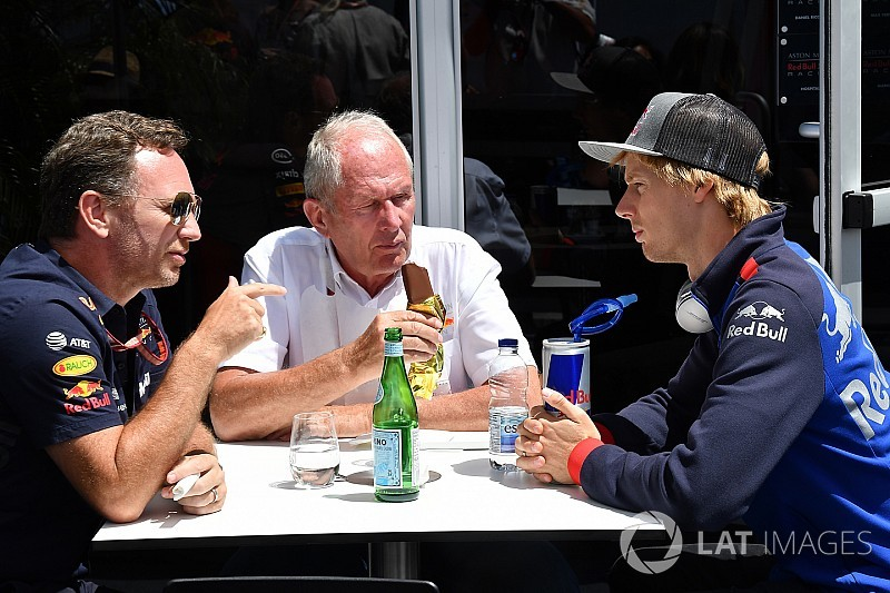 """Canada crash """"nothing to do"""" with Hartley's future - Red Bull"""