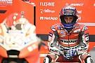 MotoGP Dovizioso no quiere más excusas