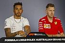 En quête d'un cinquième titre, Hamilton et Vettel plantent le décor