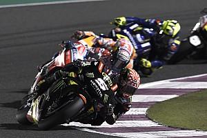 MotoGP Reaktion Johann Zarco nach Führung nur Achter: Problem mit Vorderreifen