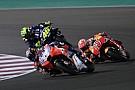 MotoGP Qatar MotoGP: Dovizioso beats Marquez to win by 0.027s
