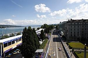 Formule E Résultats La grille de départ de l'E-Prix de Zurich