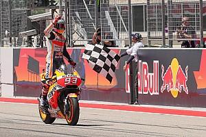 MotoGP Amerika: Marquez sempurnakan rekor kemenangan