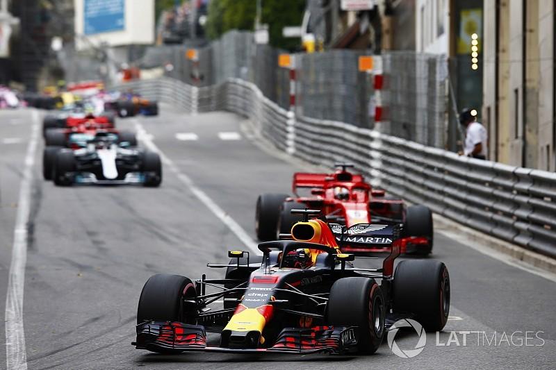 Perjuangan Ricciardo di Monako