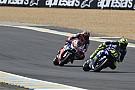 MotoGP Miller aurait bien voulu plus de tours pour rattraper Rossi!