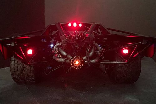"""La nuova Batmobile appare nel trailer del film """"The Batman"""""""