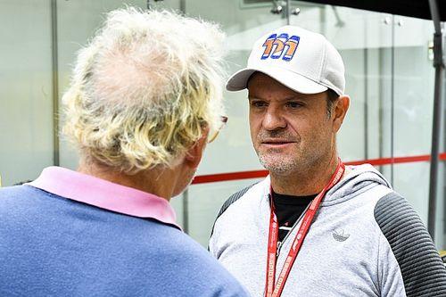 Barrichello debutta nel TC2000 con la Toyota