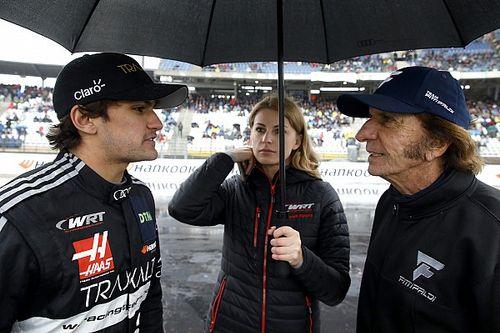 """Emerson Fittipaldi celebra chance de Pietro na F1: """"Meu pai está pulando de alegria"""""""