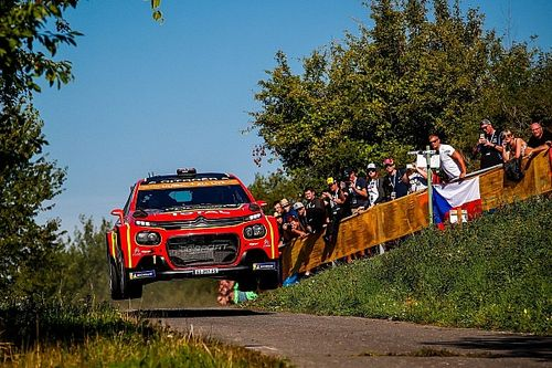 Ostberg fined for swearing tirade in Rally Sardinia interview