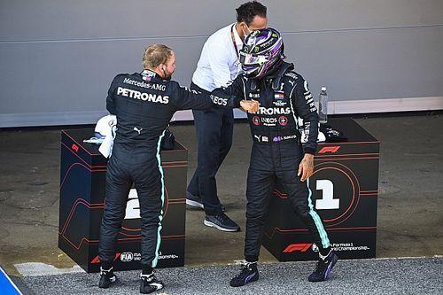 """Hamilton: """"Fiziksel olarak çok zorlandım"""""""