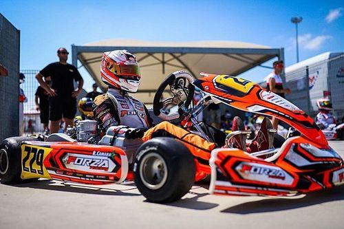 Vice-campeão mundial, Rafael Câmara disputa abertura do Europeu de Kart na Espanha