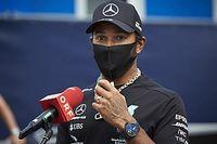 """Hamilton: """"La W11 è migliore della Mercedes 2019"""""""
