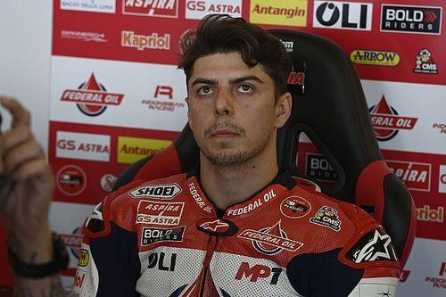 Promosi ke MotoGP 2022, Di Giannantonio Bingung Pilih Nomor