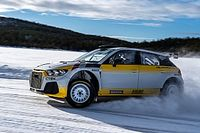 WRC: la EKS JC ha preparato un'Audi A1 Quattro Rally2