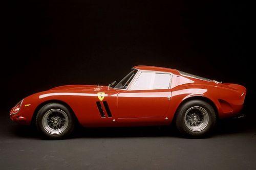 Motorsport Images schaft grote Ferrari-fotocollectie aan