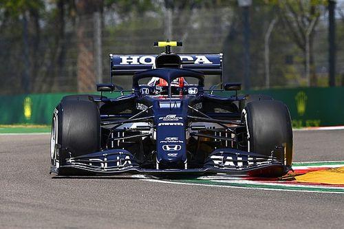 F1エミリア・ロマーニャFP2:好調アルファタウリ・ホンダのガスリー3番手、角田7番手。首位はボッタス