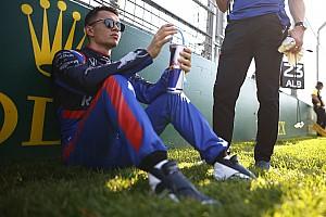 Toro Rosso terkesan dengan debut Albon