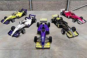 W Series onthult wagens voor laatste selectieronde en eerste seizoen