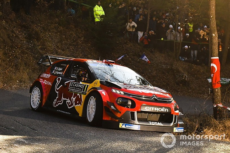 Rallye Monte Carlo 2019: Packendes Duell Ogier vs. Neuville