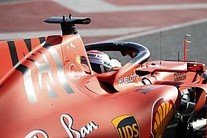 Leclerc zette emoties opzij tijdens eerste Ferrari-werkdag