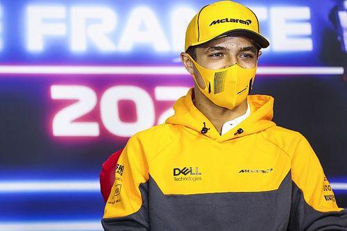 Norris: A Ferrari többet hibázik, mint a McLaren