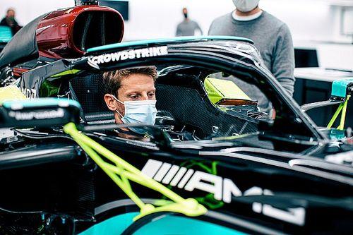 Mercedes mantiene la promessa: Grosjean proverà la W10