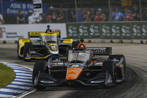 O'Ward gagne à Detroit après une fin de course diabolique