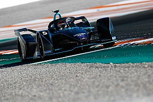 Вандорн поскаржився на нестачу часу на підготовку для дебюту у Формулі E