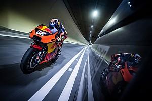 Олівейра проїхав на мотоциклі MotoGP тунелем в Австрії - відео