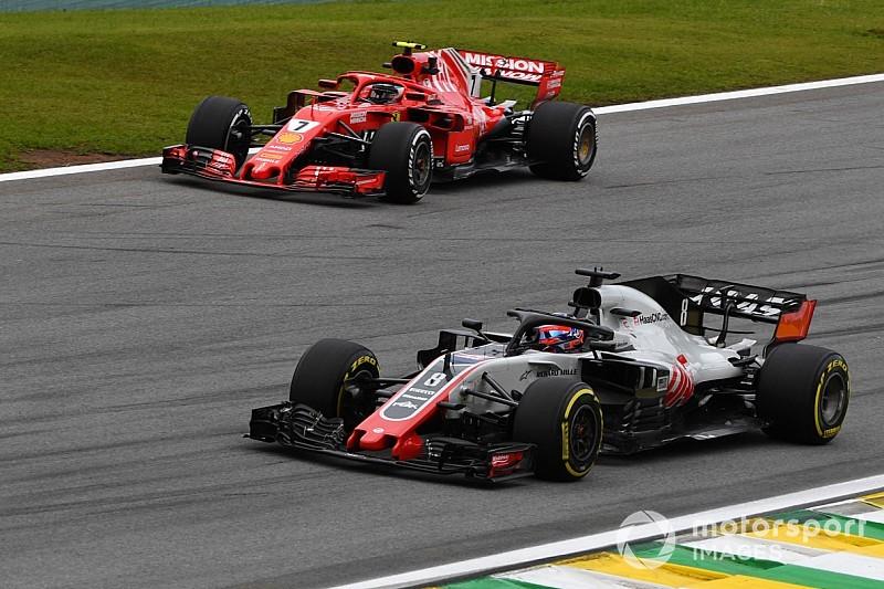 Haas's Ferrari link caused