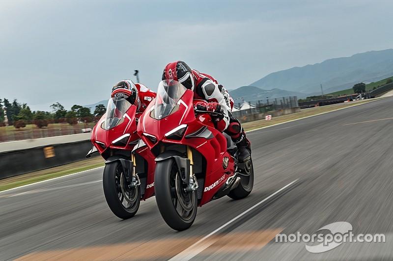 Ducati showcases Panigale V4 R, to form base for WSBK bike