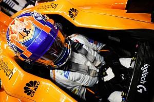 Sim training: At home with McLaren's future F1 star Lando Norris
