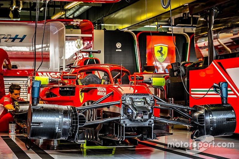 Technikai elemzés: remek kezdés, majd visszaesés a Ferrarinál 2018-ban