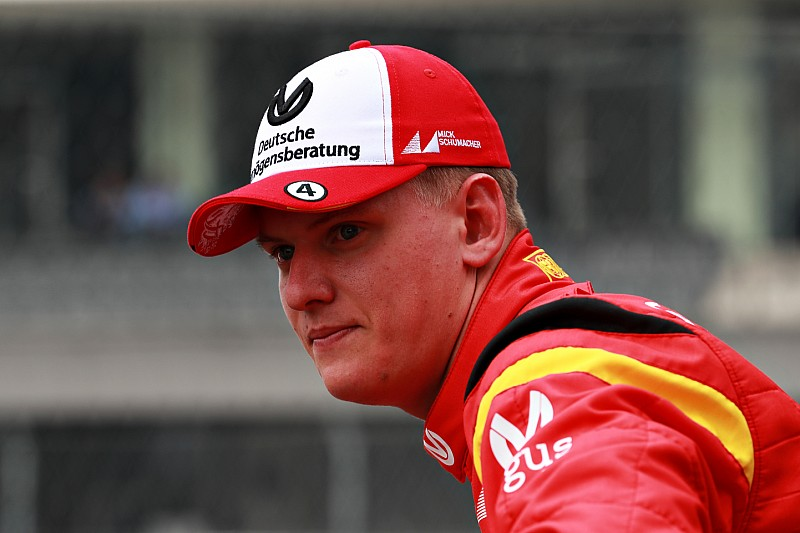Ferrari adds Mick Schumacher to F1 junior programme