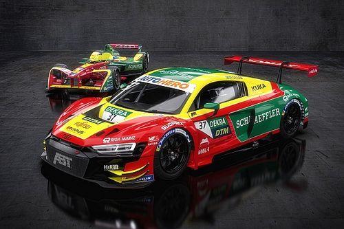 Di Grassi debutta nel DTM su una Audi di Abt