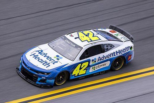 NASCAR tried 'big swings' in Daytona Next Gen test