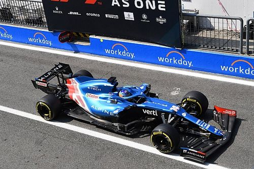 Alpine expects return to normal F1 form at Sochi