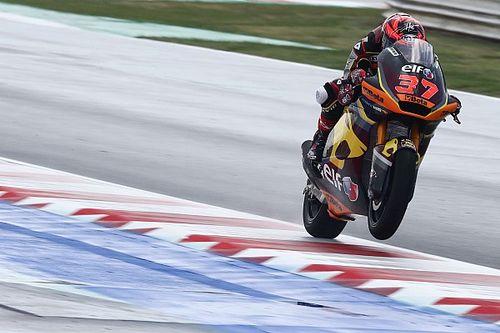 Moto2 | Misano, Libere 2: Fernandez si conferma il più rapido