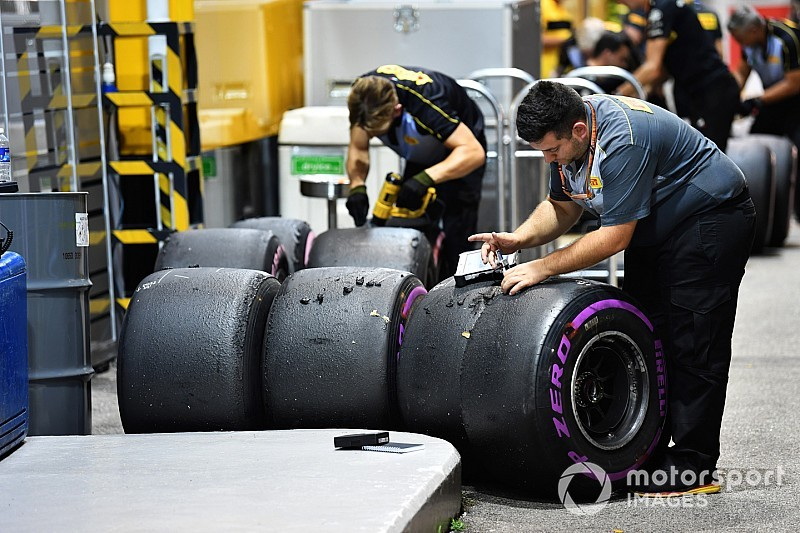 F1 drivers to discuss tyre concerns in Brazil