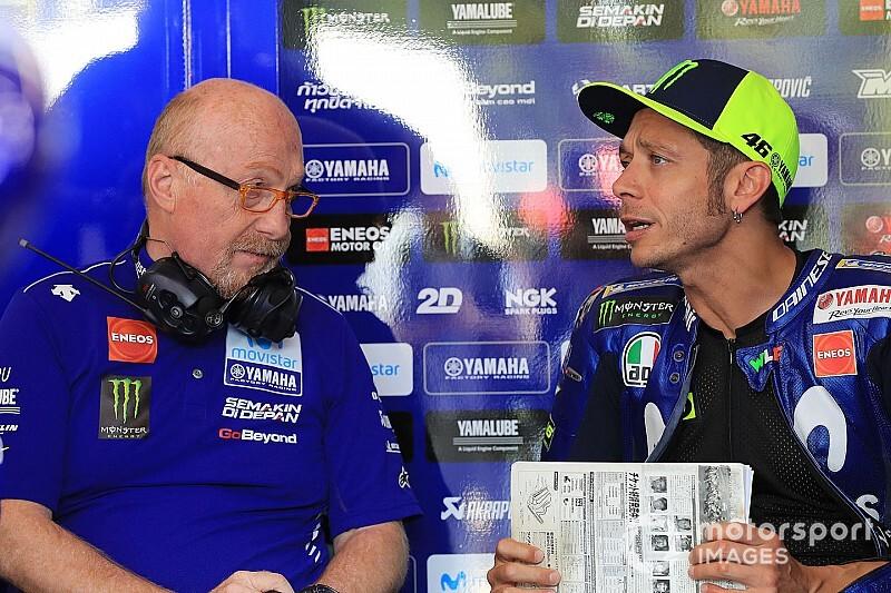 """Rossi: """"Estoy desesperado, México es un circuito muy peligroso"""""""