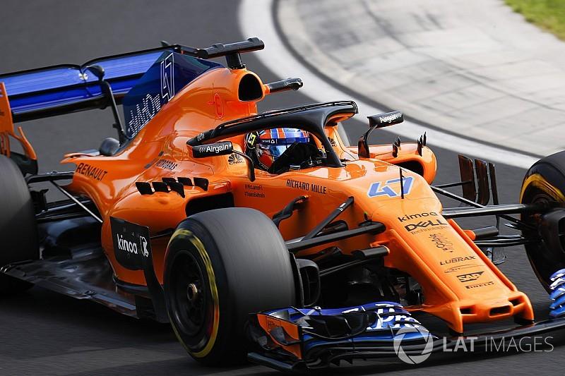 Norris, Belçika GP'de ilk seansta piste çıkacak!