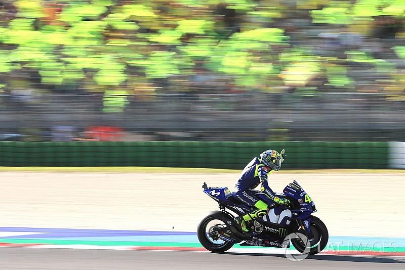 """Rossi: Estar ainda em 3º no mundial é """"um milagre"""""""
